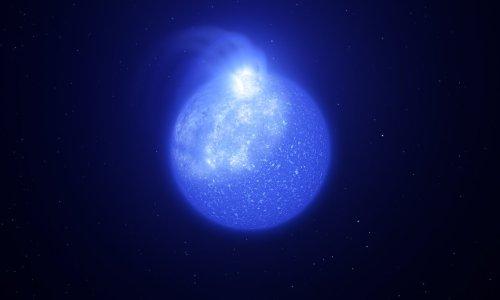 Žhavé hvězdy pokrývají obří magnetické skvrny