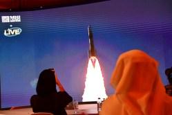 Spojené arabské emiráty míří k Marsu