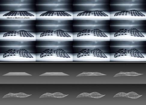 4D tisk vytváří měnící se struktury