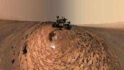 Selfie z Marsu