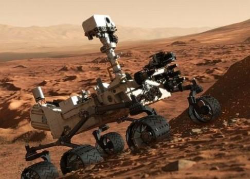 Mexiko na Marsu