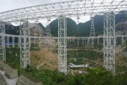 Čína uvedla do provozu největší radioteleskop na světě