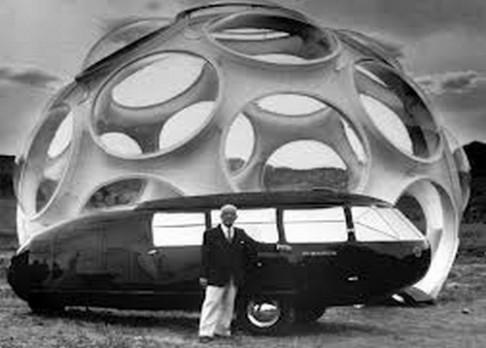 Architektonický gigant Fuller