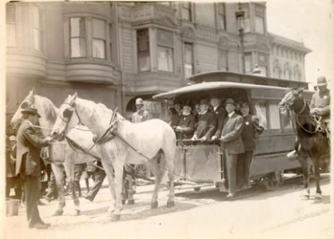 3. říjen 1880: Soumrak koněspřežek