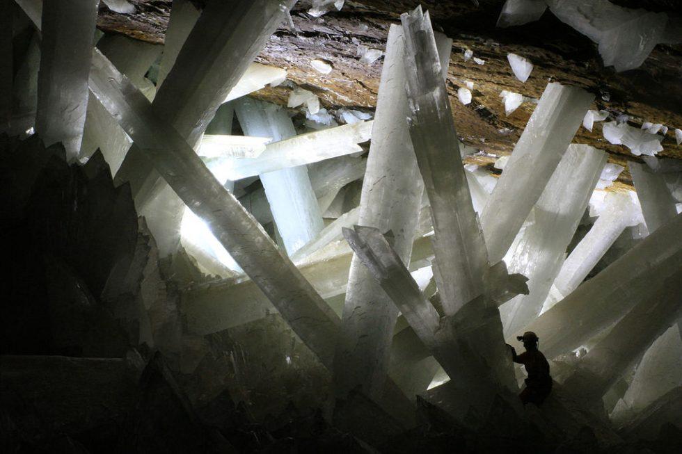 Jeskyně Naica