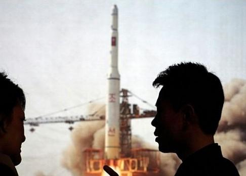 Severní Korea dnes odpálila raketu