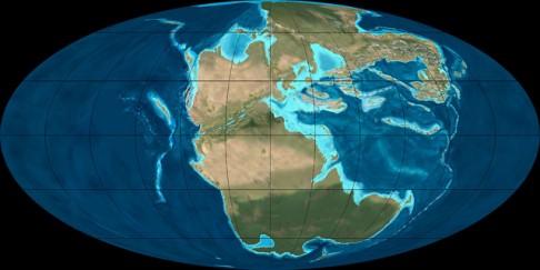 Vědci našli zbytky prakontinentu Gondwana!