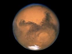Na Marsu byla před miliardami let jezera