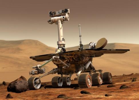 Opportunity najezdil po Marsu 40,25 kilometrů
