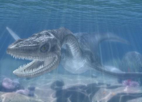 Češi našli kus dinosaura