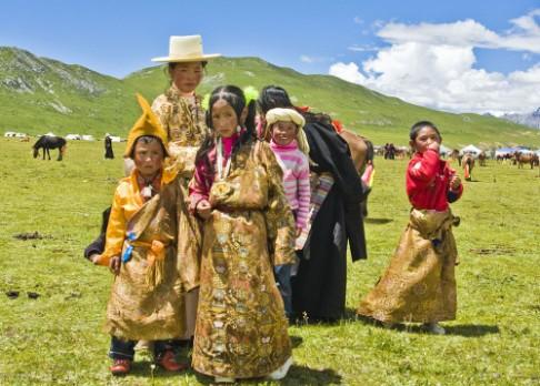 Tibeťanům pomáhají geny Denisovanů