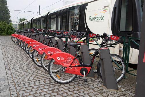 Podpora bikesharingu v Česku