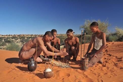 Evoluční »Babylon« byl v jižní Africe
