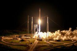 Zásoby pro ISS jsou na cestě