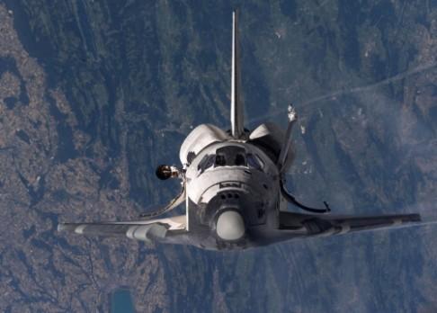 Jak se snažil raketoplán Discovery plašit smrt