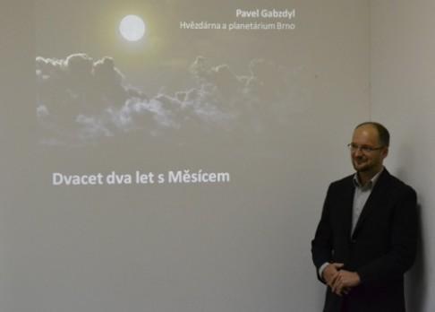 Gabzdyl získal cenu Littera Astronomica