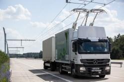 V Německu bude elektrifikovaná dálnice