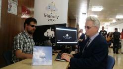 Ozvučený portál FriendlyVox: Přístup kinternetu pro zrakově postižené
