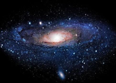 Ve vzdálených galaxiích se našel vodík