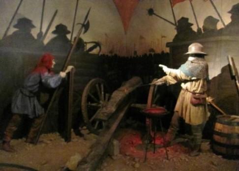 """19. srpen 1435: Husité v """"křeči"""""""