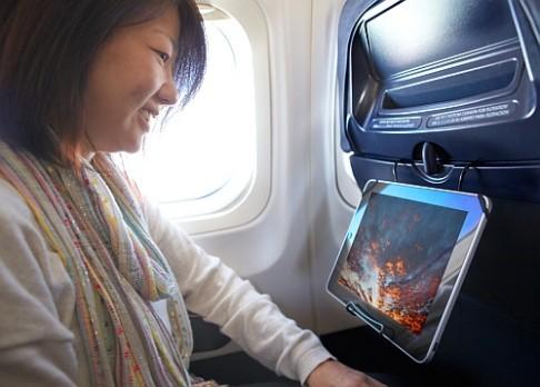 Ovlivňuje elektronika bezpečnost v letadle?