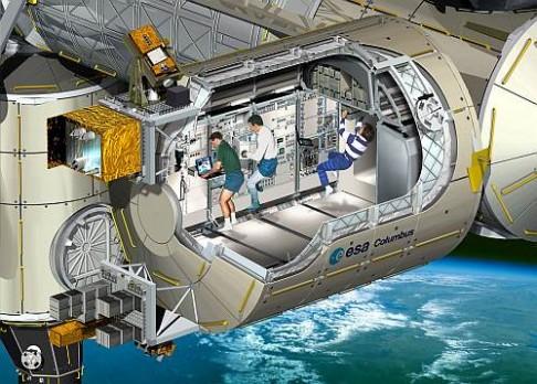 Experimenty ve vesmíru online