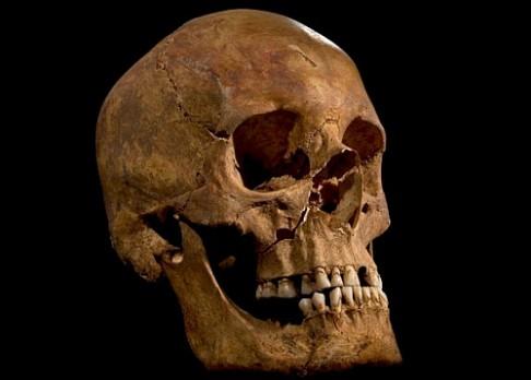 V Anglii objevili kosti Richarda III.