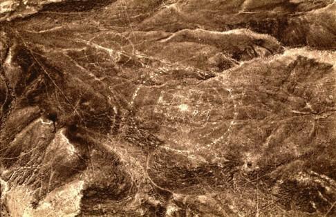 Záhada nově objevených obrazců v Arábii