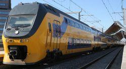 Holandské vlaky pohání větrná energie
