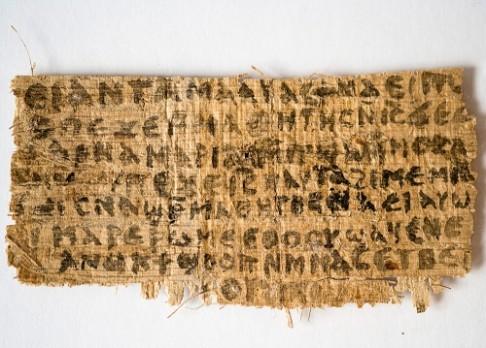 Vědci rozluštili 1 800 let starý dopis vojáka