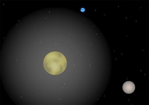Pluto má atmosféru podobnou ohonu komety