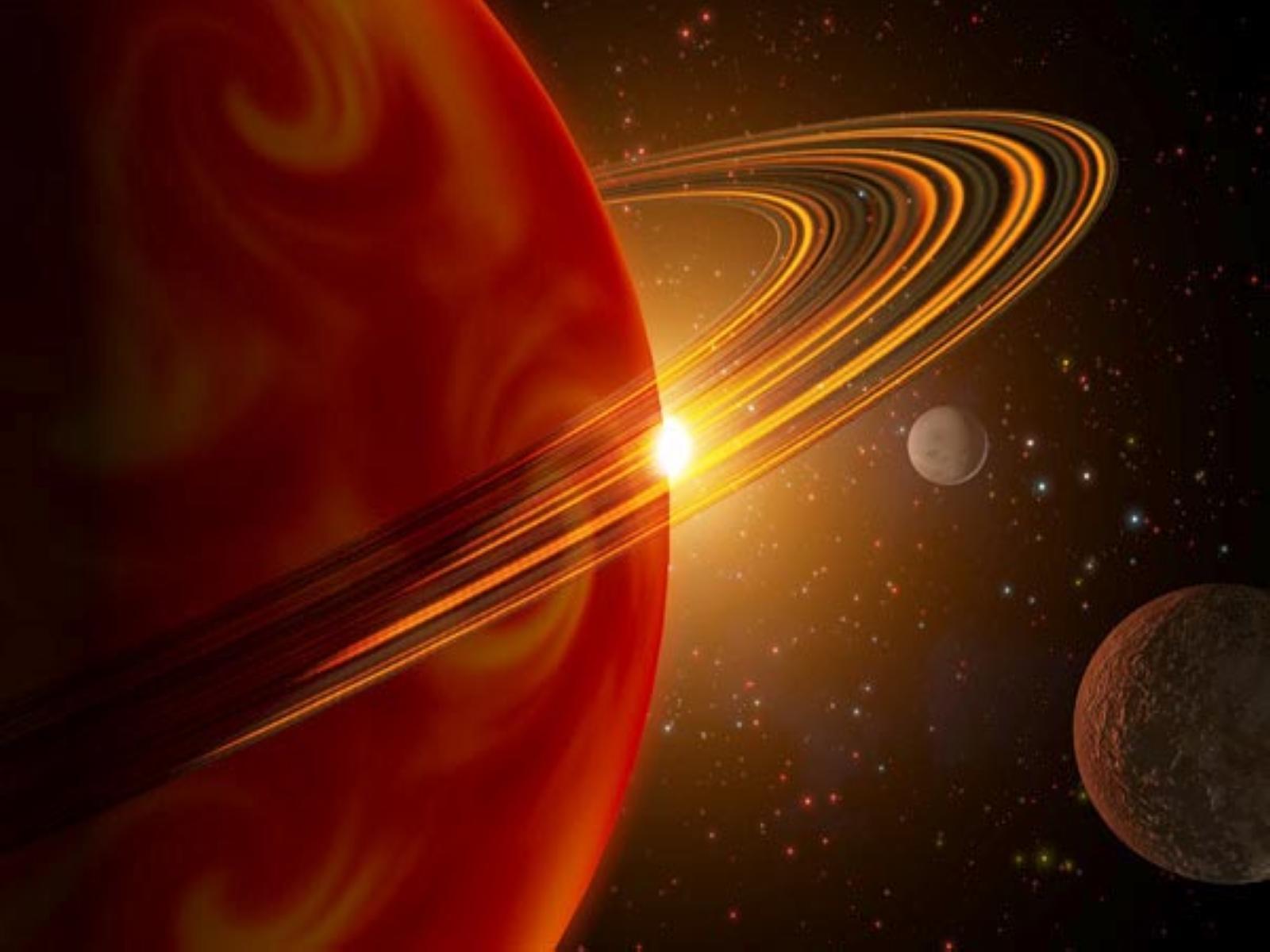saturn planeta