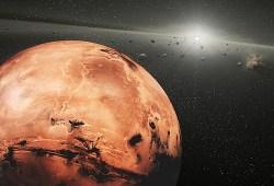 Dvojice geologů zkoumala kosmické zvětrávání