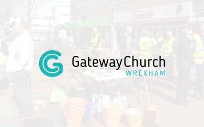 New website for Gateway Church Wrexham