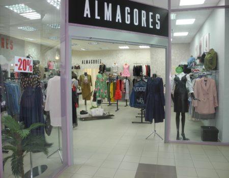 Бутик женской одежды итальянских оригинальных брендов