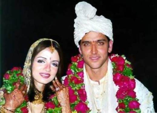 Hrithik Roshan's marriage Picture
