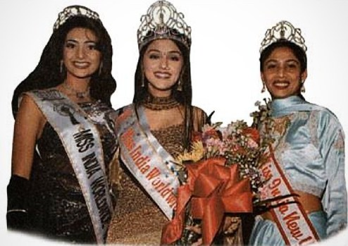 Aarti Chabria crowned the Miss India Worldwide 2000