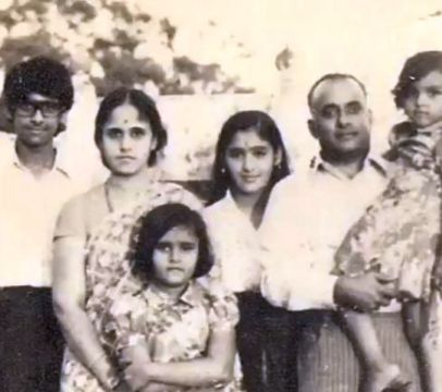 An Old Picture of Suchitra