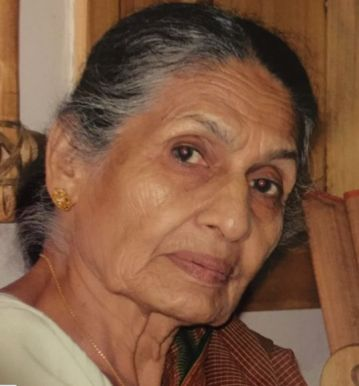 Annu Kapoor's mother