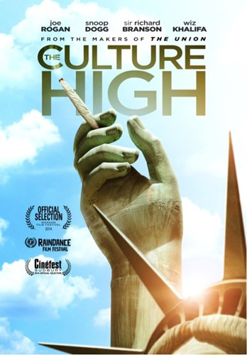 Cover photo of the documentary 'The Culture High'