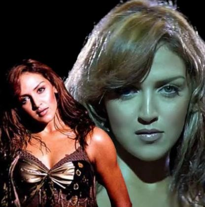 Esha Deol's looks in the film Dhoom styled by Anaita Shroff Adjania