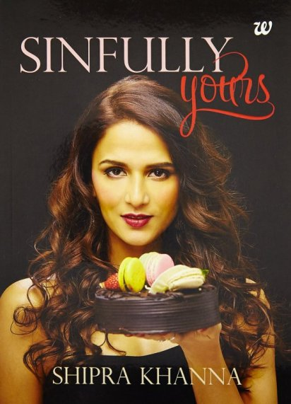 Book by Shipra Khanna, Sinfully yours