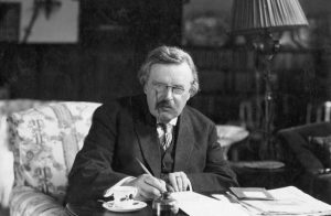 800px-G._K._Chesterton_at_work-690x450