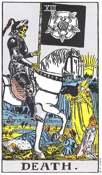 "Oct 31st Halloween Pathworking ""Path of Nun"" Scorpio and the Death Card"