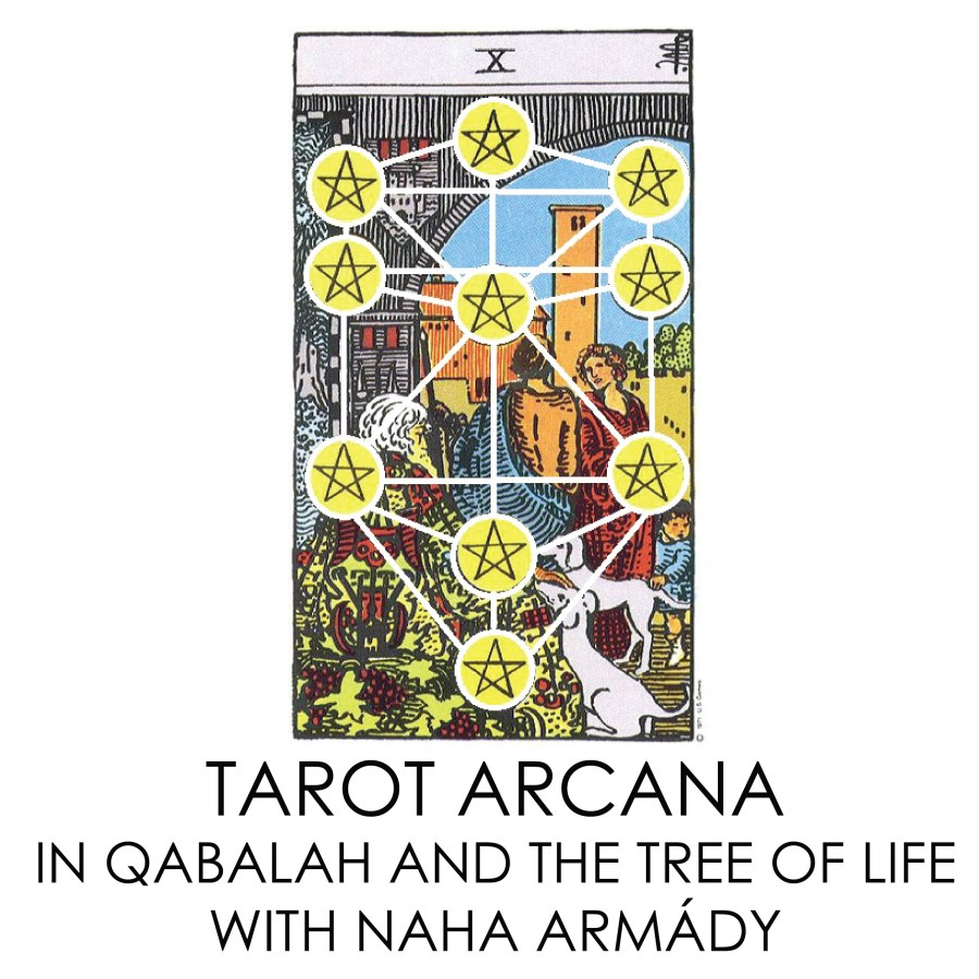August 9th The Tarot Arcana in Qabalah and the Tree of Life