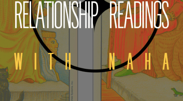 "Nov 7th Advanced Tarot ""Relationship Readings"""