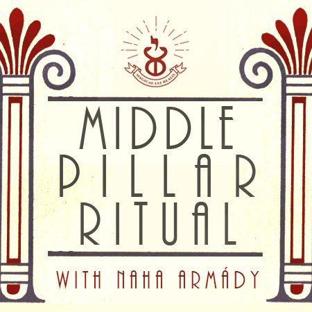 March 16th 7:00pm Middle Pillar Group Healing Ritual