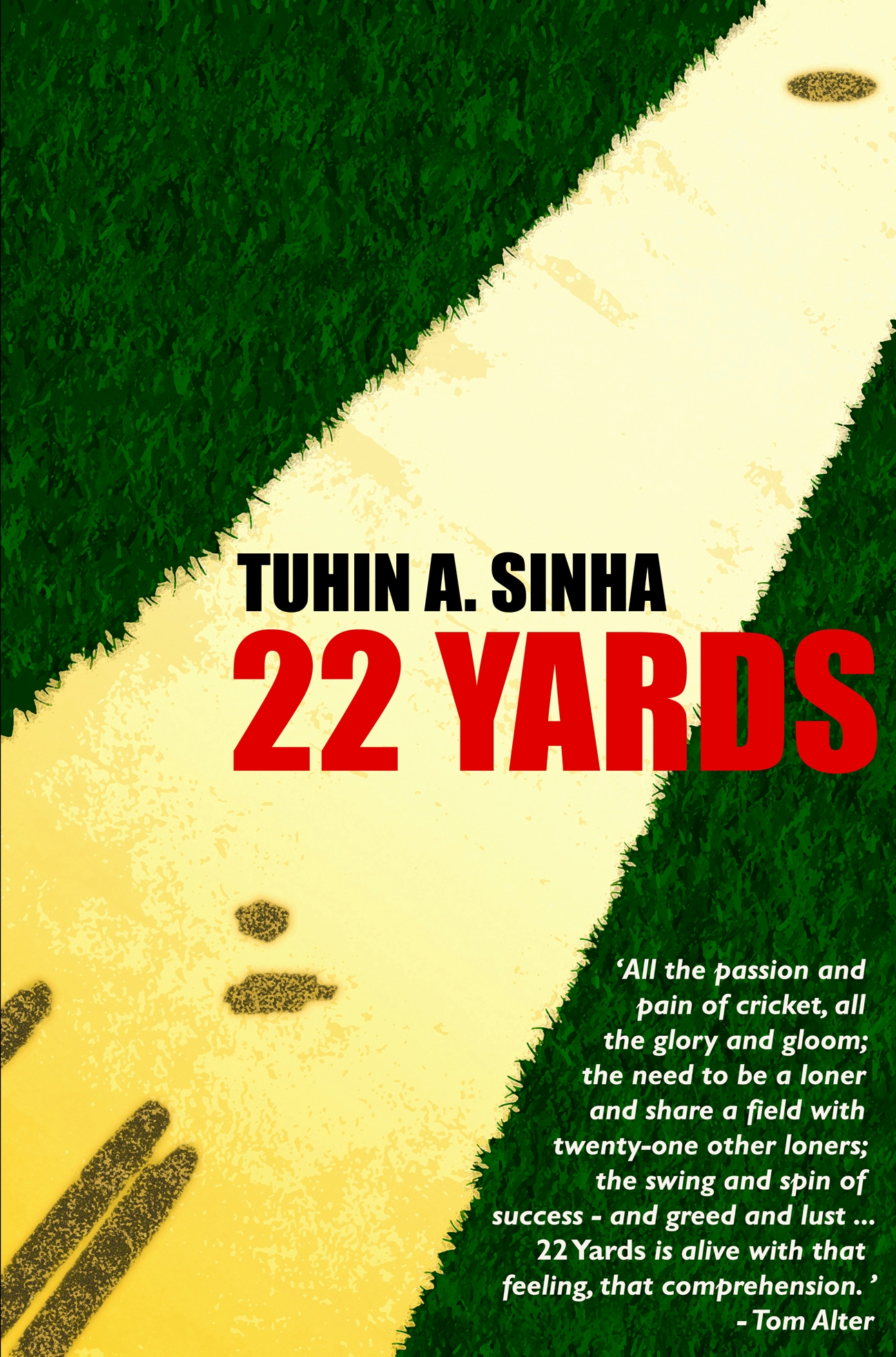 the 22 YARDS cover