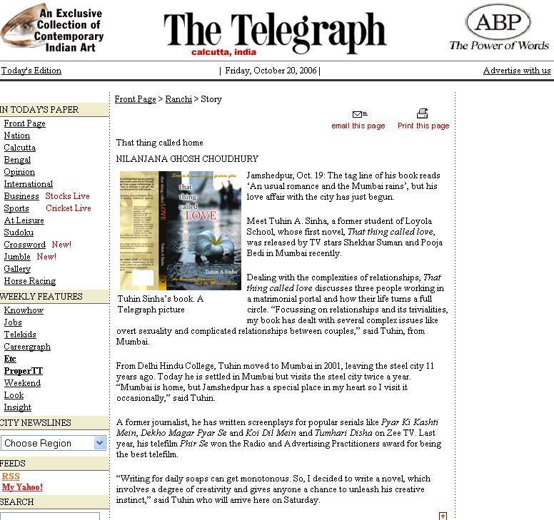 Jamshedpur Telegraph 2