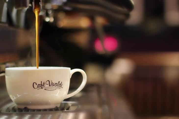 Café Vivaldi Amagerbrogade